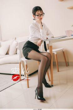 [TouTiao头条女神] 蜜丝系列001 中介小姐姐的黑丝暴击